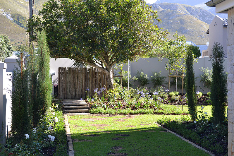 List of projects for Garden designs south africa